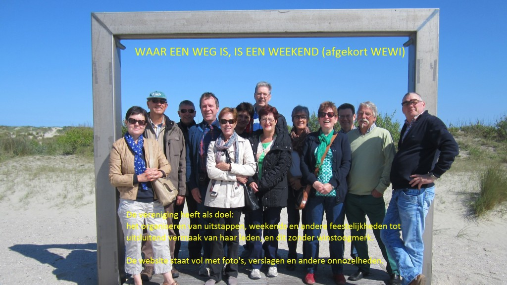 Welkom - WEWI - foto